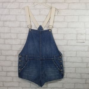 Free people shortall size 28